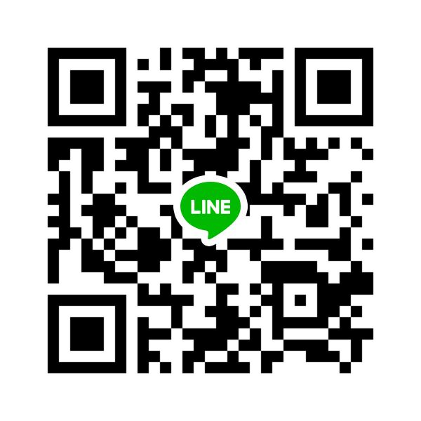 友人BさんのLINE QRコード