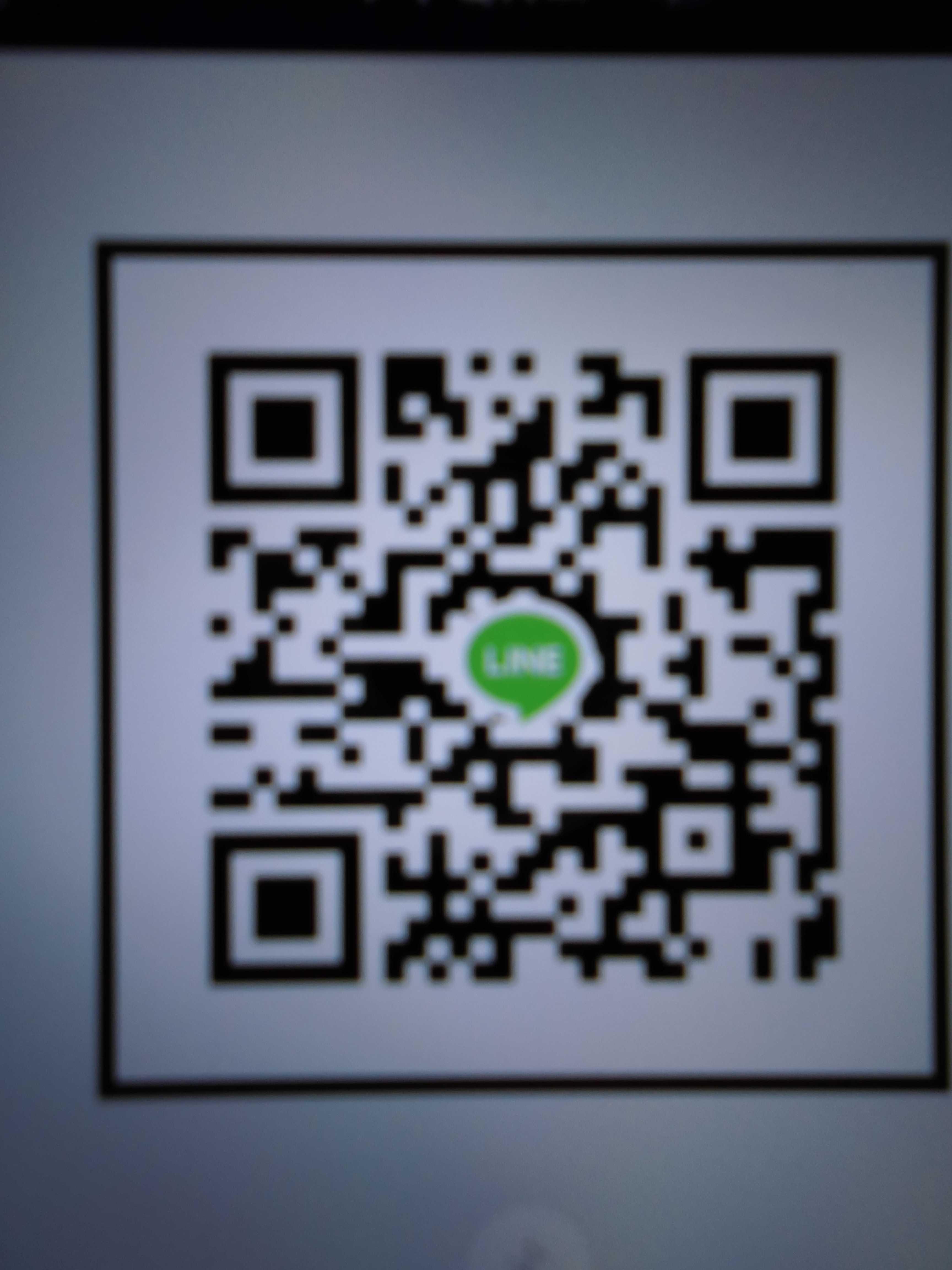 貴志さんのQRコード