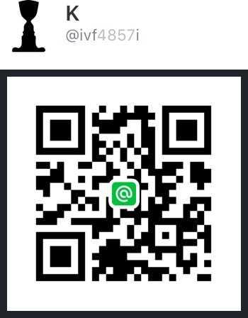 KさんのLINE QRコード
