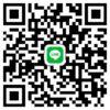 橋本さんのLINE QRコード